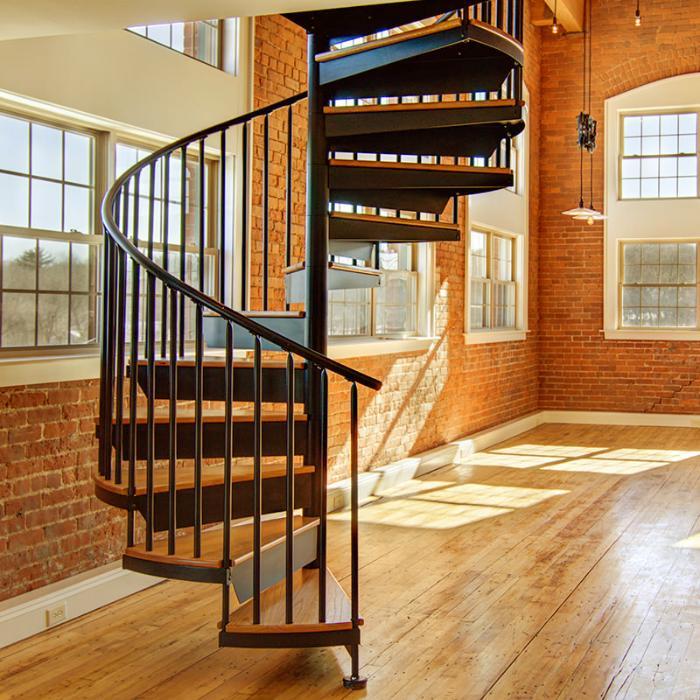 Embellecimiento de escaleras interiores